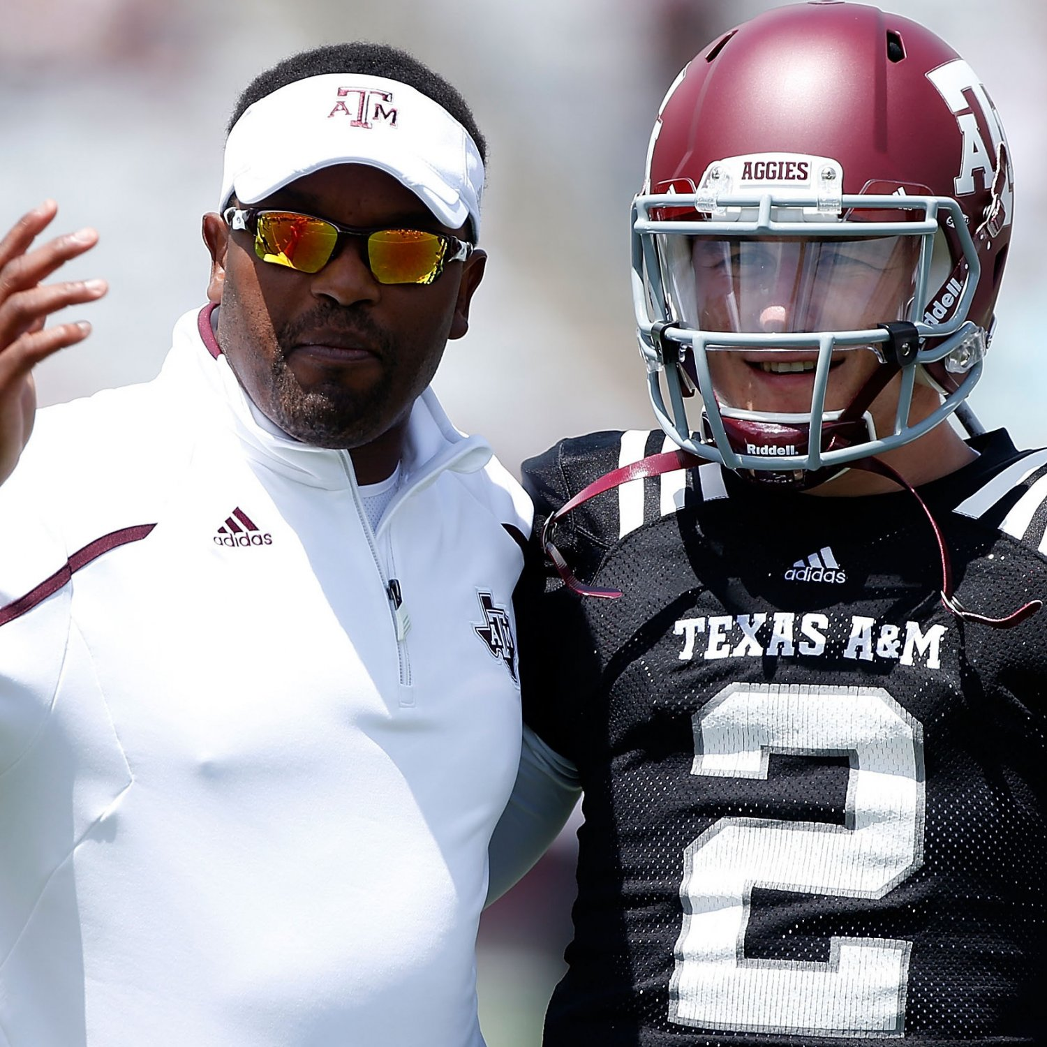 Texas AampM Football Are Aggies Ready For Life After Johnny