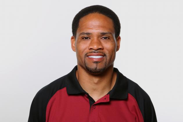 Keenan McCardell Embraces Challenges of College Coaching