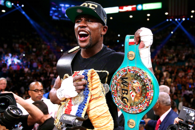 Floyd Mayweather vs. Marcos Maidana: Is Lackluster Matchup Still Money?