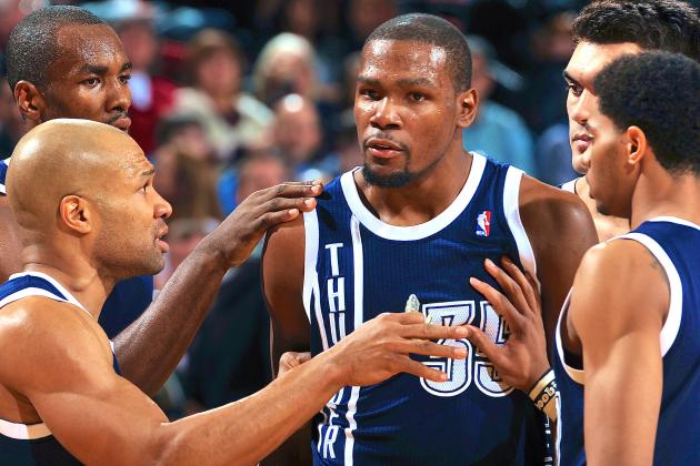 Kevin Durant's Overall Evolution Is Way More Than Just the Scoring Hype