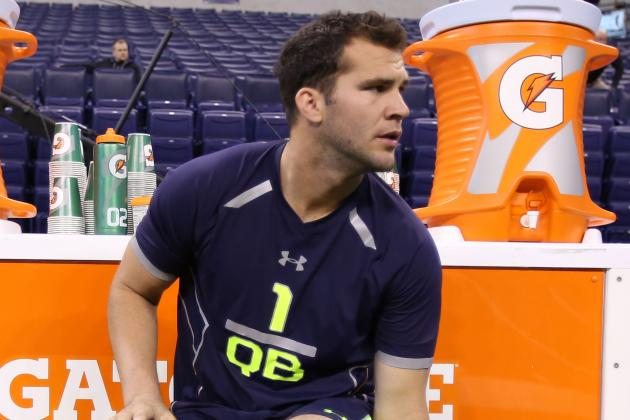2014 NFL Mock Draft: Updated Picks and Projections for Entire 1st Round