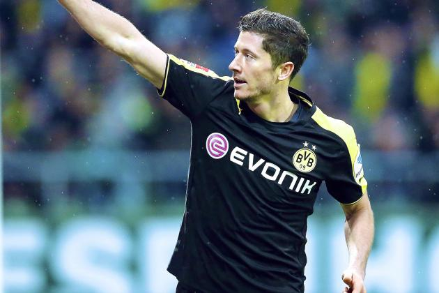 Zenit St. Petersburg vs. Borussia Dortmund: Live Player Ratings