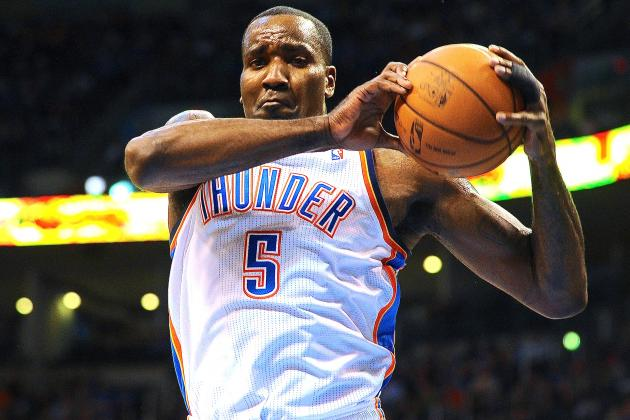 Kendrick Perkins Injury: Updates on Thunder Center's Groin and Return