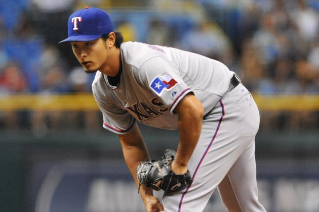 Yu Darvish Told He'll Start Opening Day for Rangers