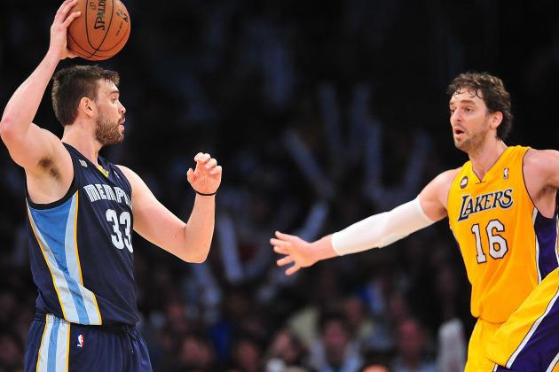 Pau Gasol Wants to Leave Los Angeles Lakers, Play for Memphis Grizzlies