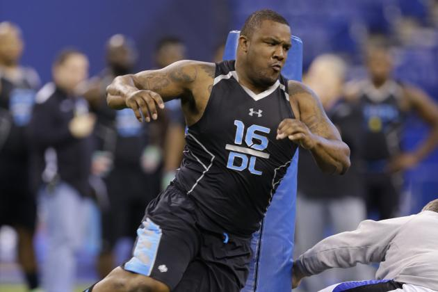 NFL Draft 2014: Highlighting Raw Prospects with Tremendous Upside