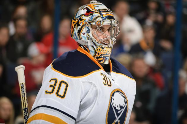 NHL Trade Rumors: Ryan Miller, Martin St. Louis and Post-Olympic Buzz