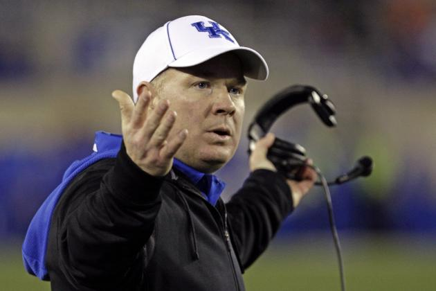 How Many Wins Does UK Need to Keep Up Recruiting Momentum?