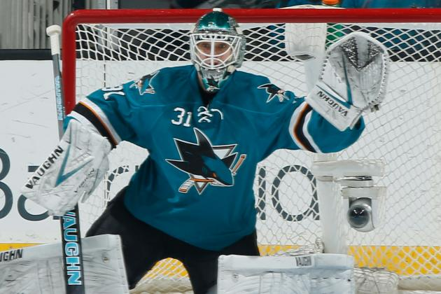 5 Keys as Sharks Resume Drive for Playoffs