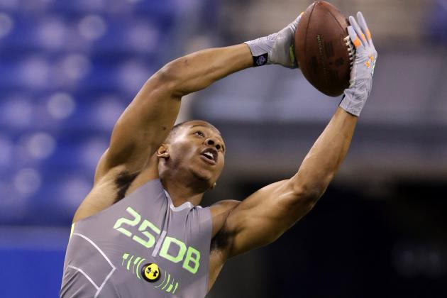 NFL Combine 2014: Live Day 6 Results, 40 Times and Reaction