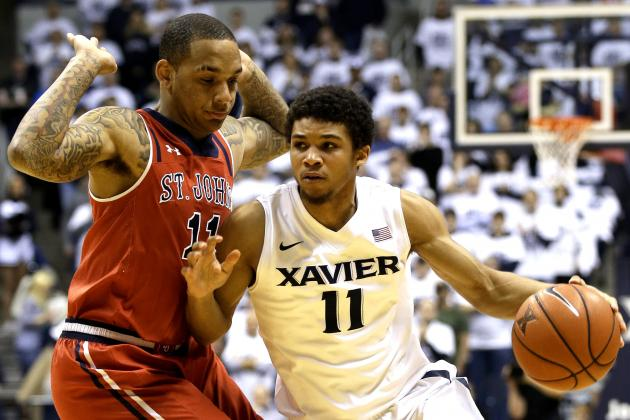 St. John's vs. Xavier Live Blog: Instant Reactions and Analysis