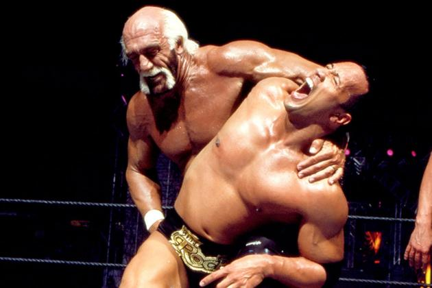 WWE Classic of the Week: Remembering the Rock vs. Hulk Hogan, WrestleMania X8