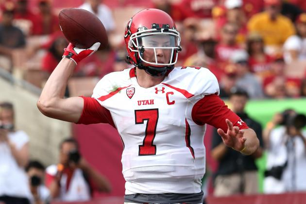Why Utah Quarterback Travis Wilson Will Be the Blake Bortles of 2014