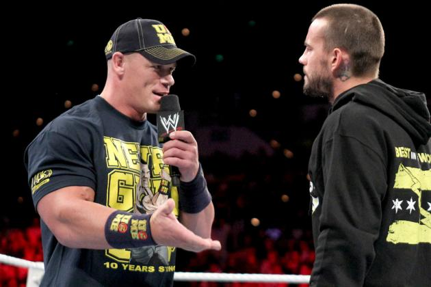 WWE Rumors: Examining Latest Buzz Around John Cena, CM Punk and More