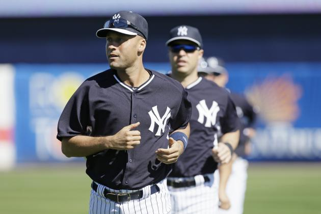 Yankees Spring Training 2014: Daily Updates, Scores, News and Analysis