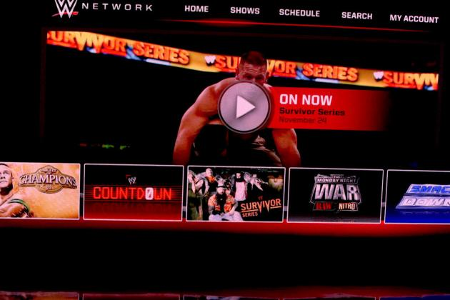 WWE Network: Early Impressions and Review After Launch