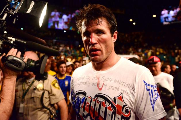Chael Sonnen Claims 'Hack' Wanderlei Silva Still Hasn't Signed Bout Agreement