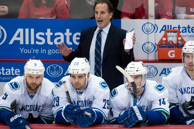 John Tortorella Seeks Some Canucks Shootout Stars
