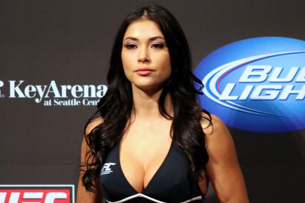 Arianny Celeste to Haters: 'I Have Right to Express My Opinion of Ronda Rousey'