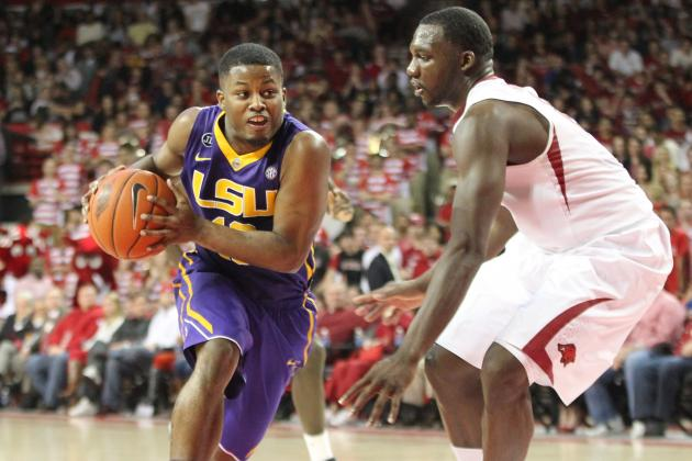 NCAA Tournament 2014: Which SEC Team Will Sneak into the Big Dance?