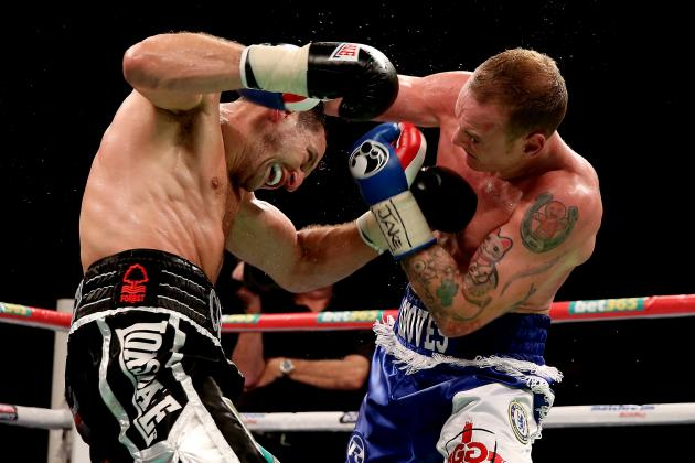 Groves Laughs off Froch Tweet over Re-Match Venue