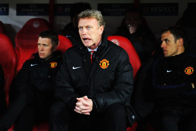 Twitter Explodes as Manchester United, David Moyes Fall to Olympiakos