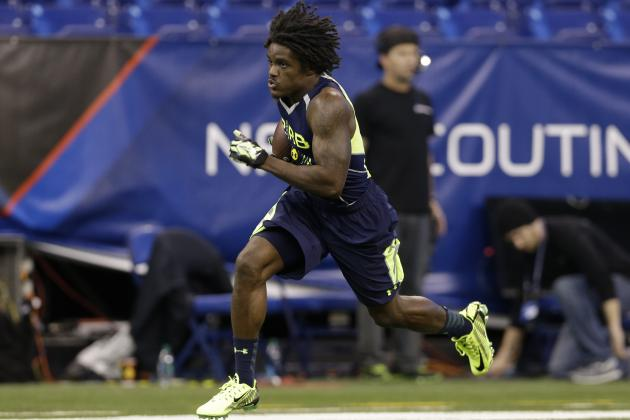 Kent State's Dri Archer Nearly Breaks Chris Johnson's 40-Yard Dash Record