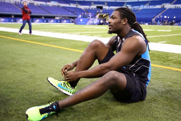 NFL Combine Star Jadeveon Clowney Reportedly Close to Endorsement Deal with Puma