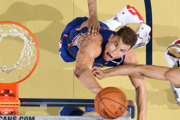 Clippers' Blake Griffin Enjoying Career-Best Scoring Run