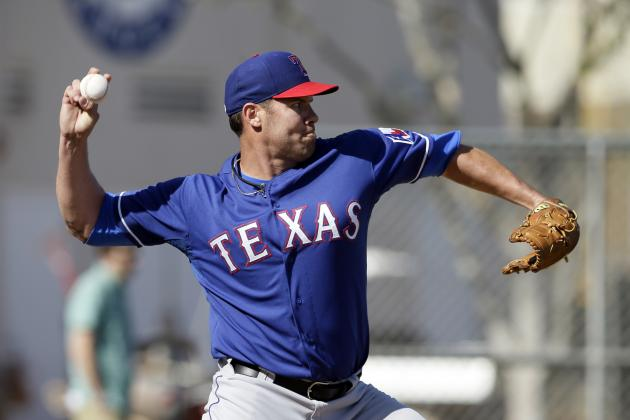 Encouraging Outing for Colby Lewis