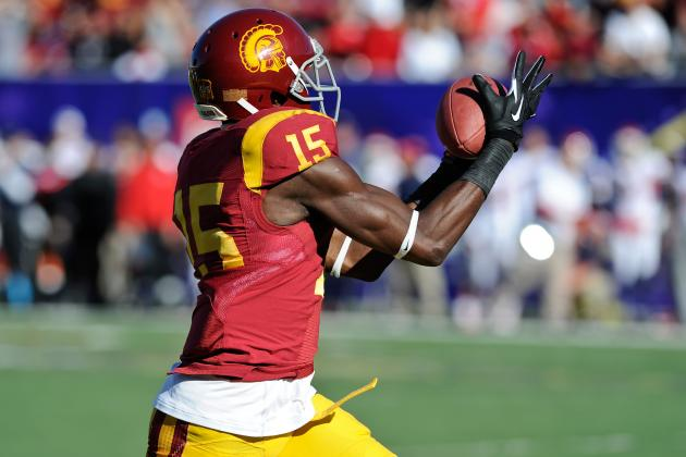 USC Football: Trojans Must Find a No. 2 WR to Complement Nelson Agholor