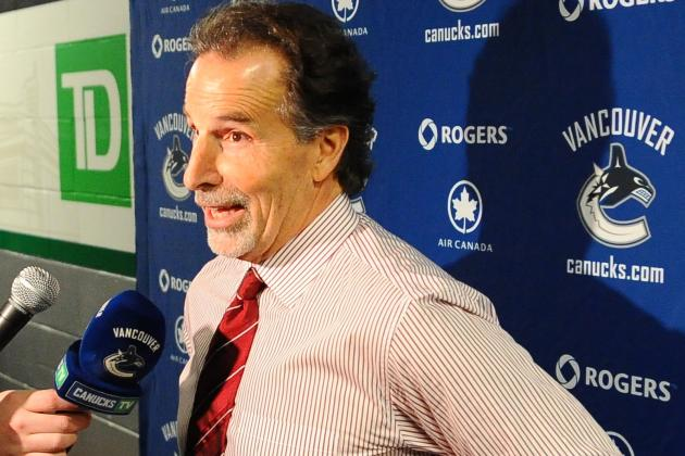 John Tortorella Sorry for Rooting Against Team Canada