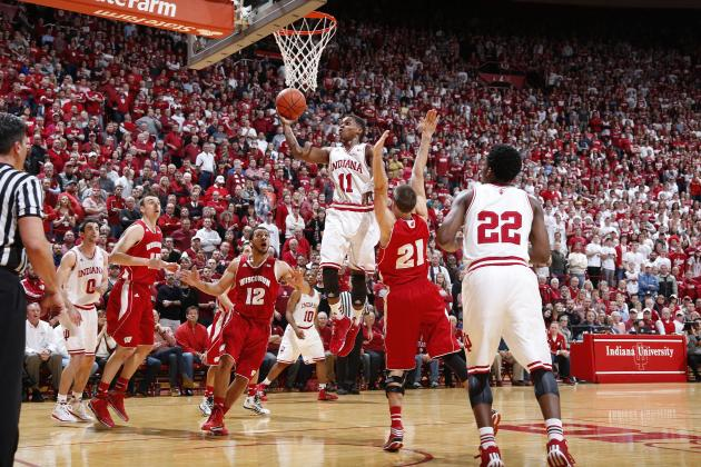 Indiana vs. No. 14 Wisconsin Live Blog: Instant Reactions and Analysis