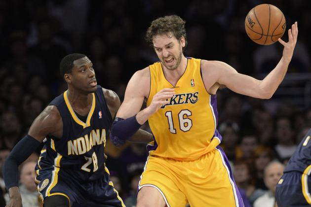 Los Angeles Lakers vs. Indiana Pacers: Live Score and Analysis