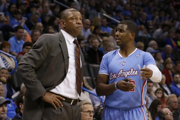 Will Doc Rivers Be LA Clippers' Playoff X-Factor?