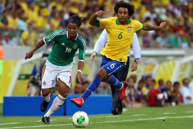 The Importance of Giovani dos Santos to the Mexico National Squad