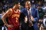 Report: Kyrie Irving's Camp Wants Out of Cleveland
