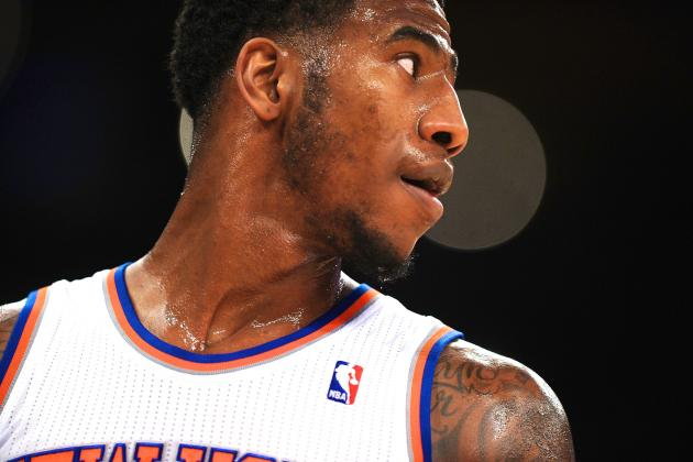 New York Knicks Reportedly Rejected 2014 1st-Round Pick for Iman Shumpert