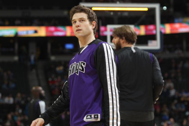 Jimmer Fredette's Realistic Options If Kings Buy Out Contract