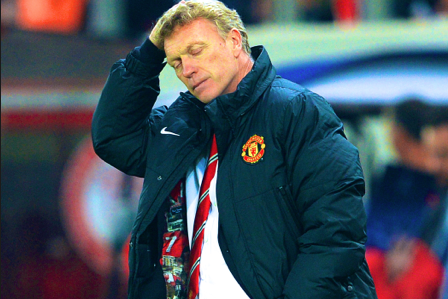 Manchester United and David Moyes Have 3 Games to Save What's Left of the Season