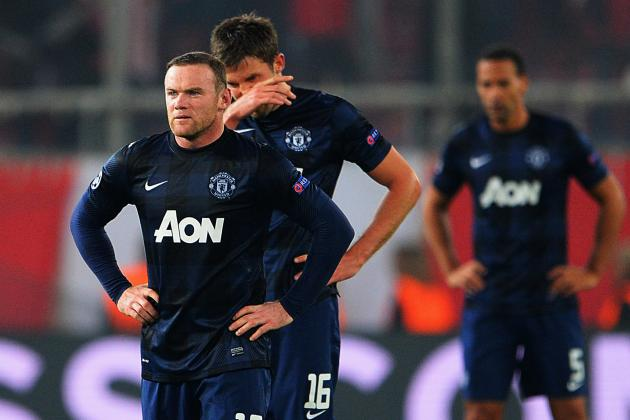 Wayne Rooney Foolish to Believe Manchester United Can Win 2014 Champions League