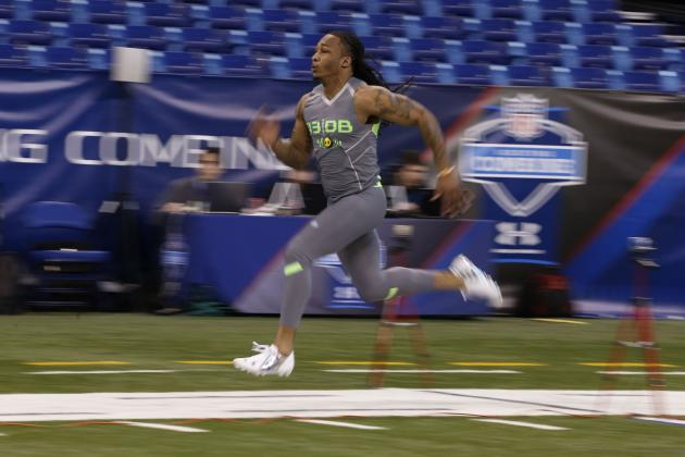 Calvin Pryor: Combine Results and Instant Reaction