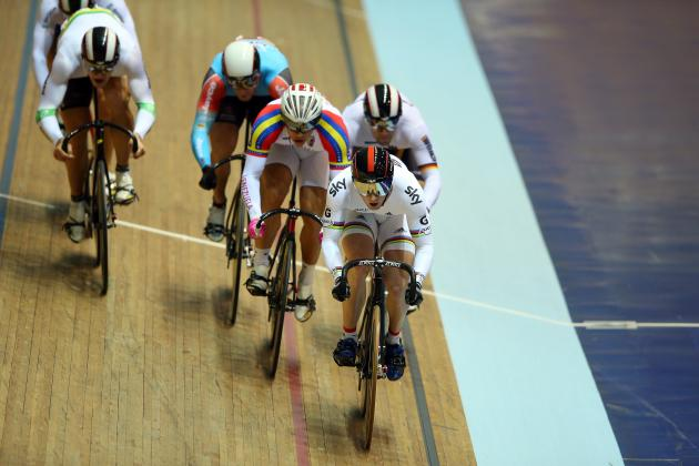 UCI World Championships 2014: Cyclists Going for Gold in Colombia