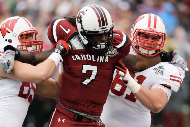 Jadeveon Clowney Is Best Option for Houston Texans' No. 1 Pick in 2014 NFL Draft