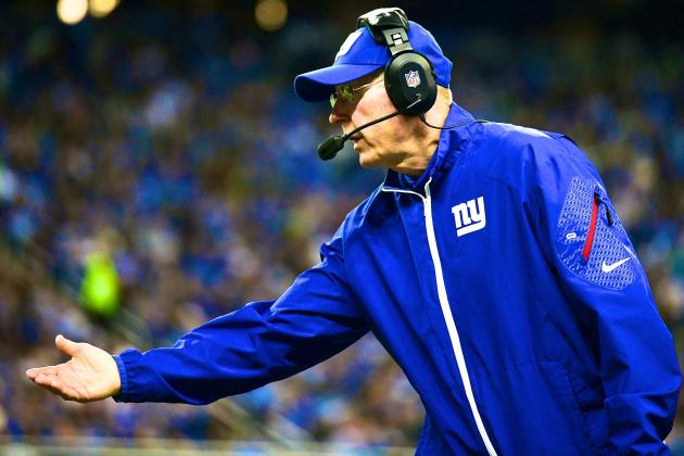 The 2014 Season Should Determine Tom Coughlin's Fate