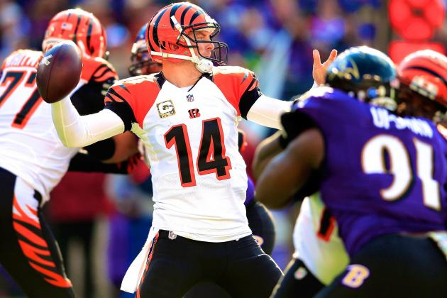 Is It Smart for the Bengals to Extend Andy Dalton's Contract This Offseason?