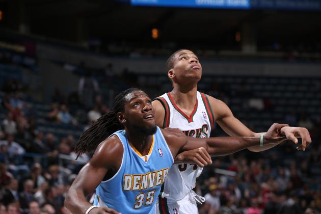 The Hidden Downside of Kenneth Faried's Dominant Rebounding