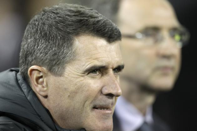 Roy Keane Blasts Premier League, Man United, Michael Carrick's Wife Fires Back