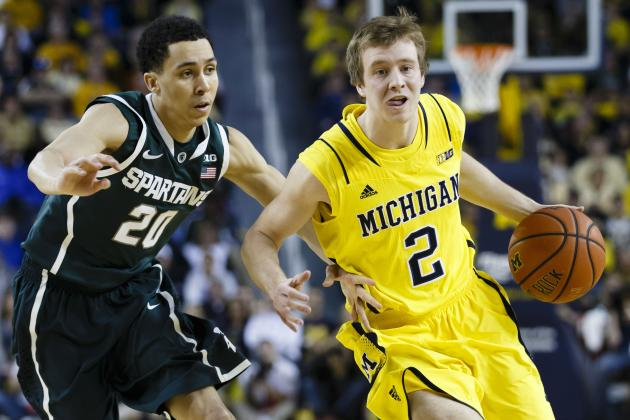 Michigan Basketball: Which Remaining Game Is Most Worrisome for Wolverines?