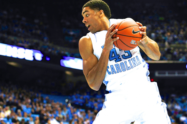James Michael McAdoo Finding His Niche at the Perfect Time for North Carolina